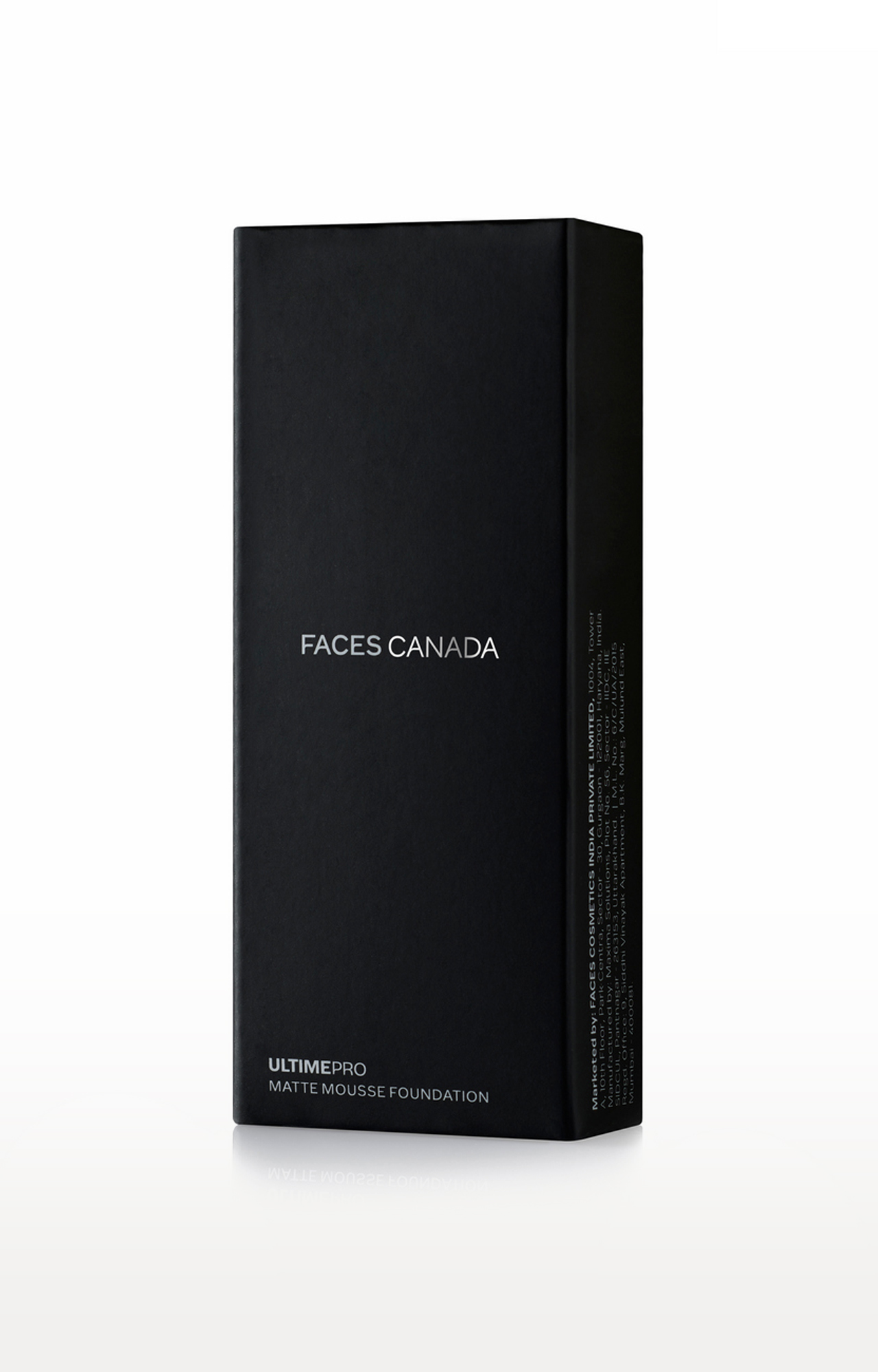 Faces Canada   Ultime Pro Matte Mousse Foundation - Sand 04