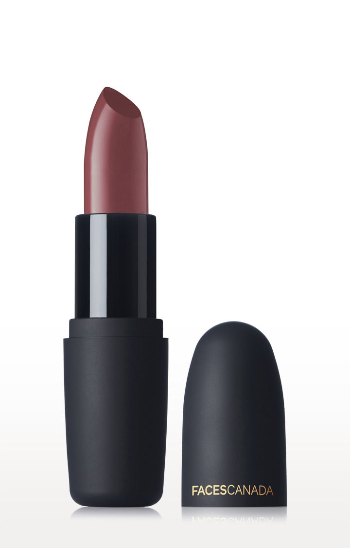 Faces Canada | Brown Ashes 25 Weightless Matte Lipstick - 4 GM