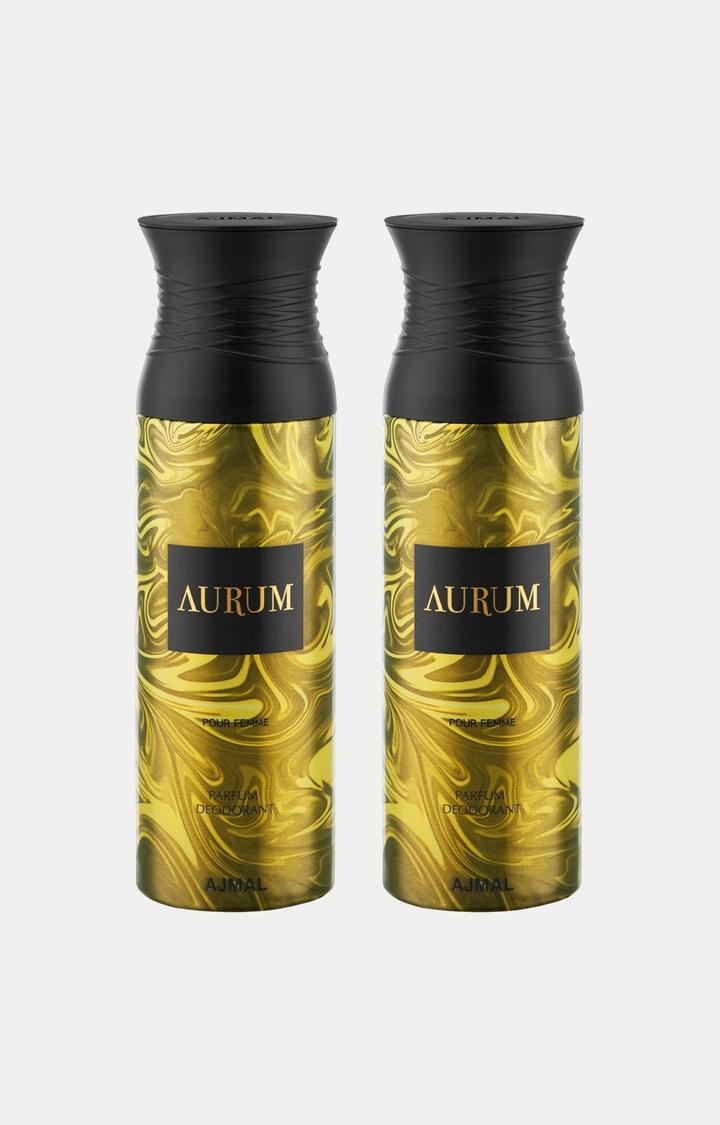 Ajmal | Aurum Deodorants - Pack of 2