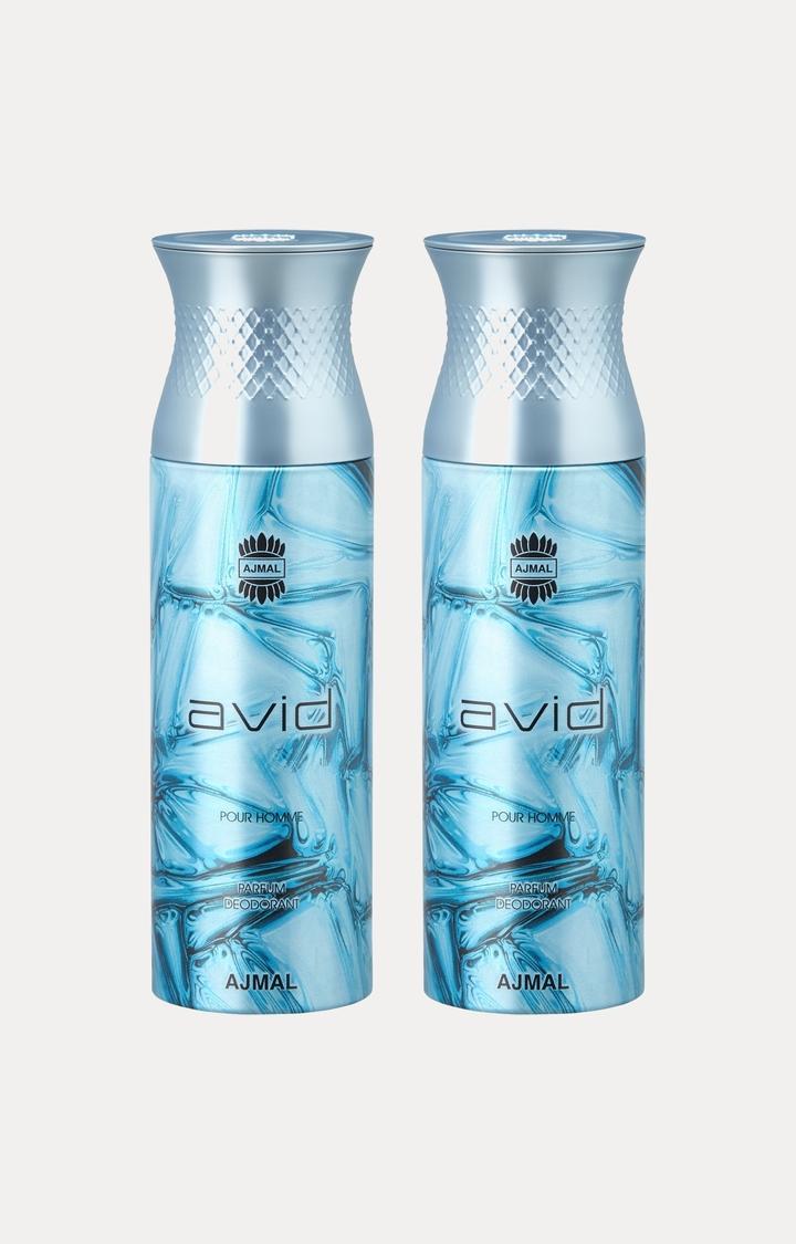 Ajmal | Avid Deodorants - Pack of 2