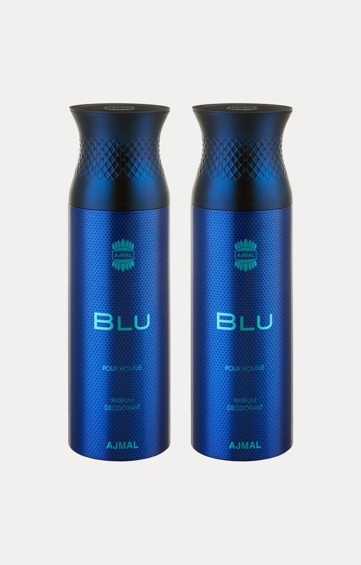Ajmal | Blu Deodorants - Pack of 2