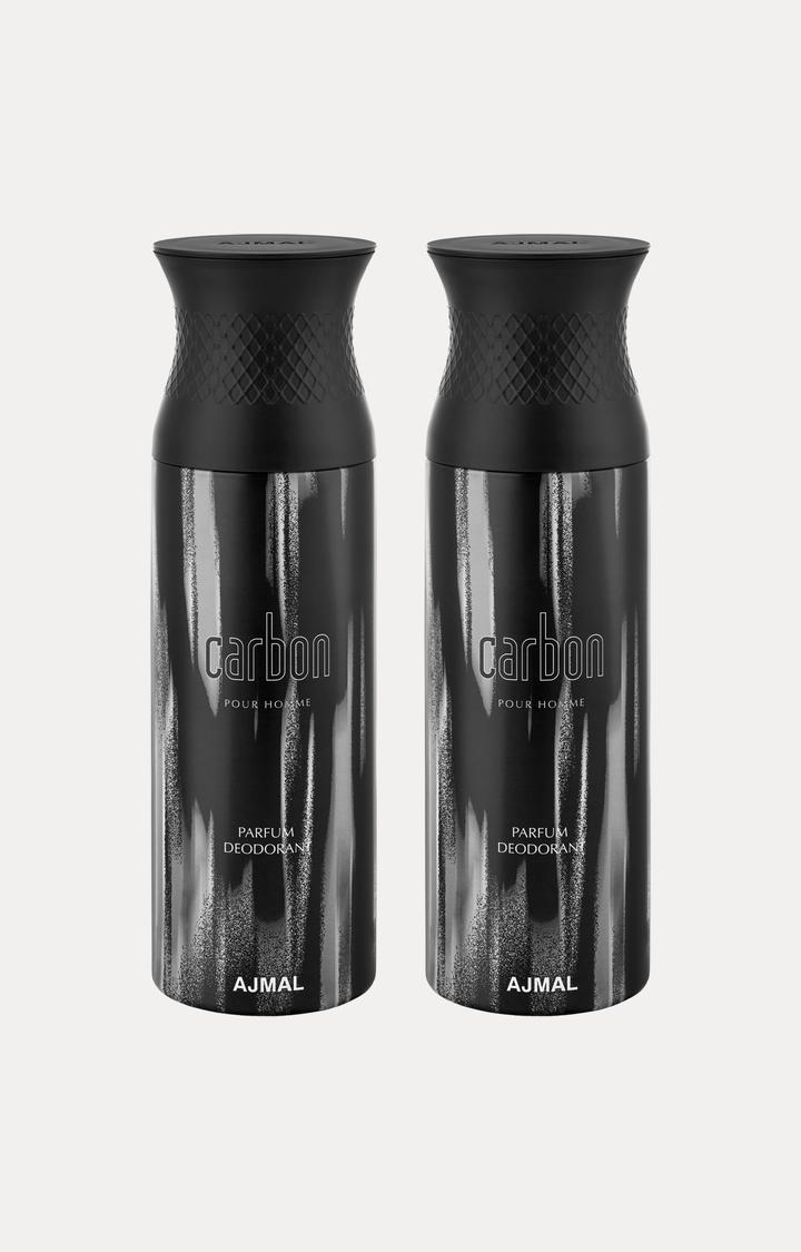 Ajmal | Carbon Deodorants - Pack of 2