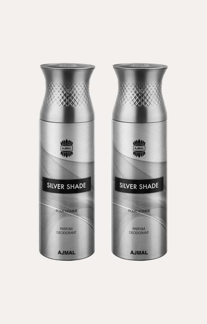 Ajmal | Silver Shade Deodorants - Pack of 2