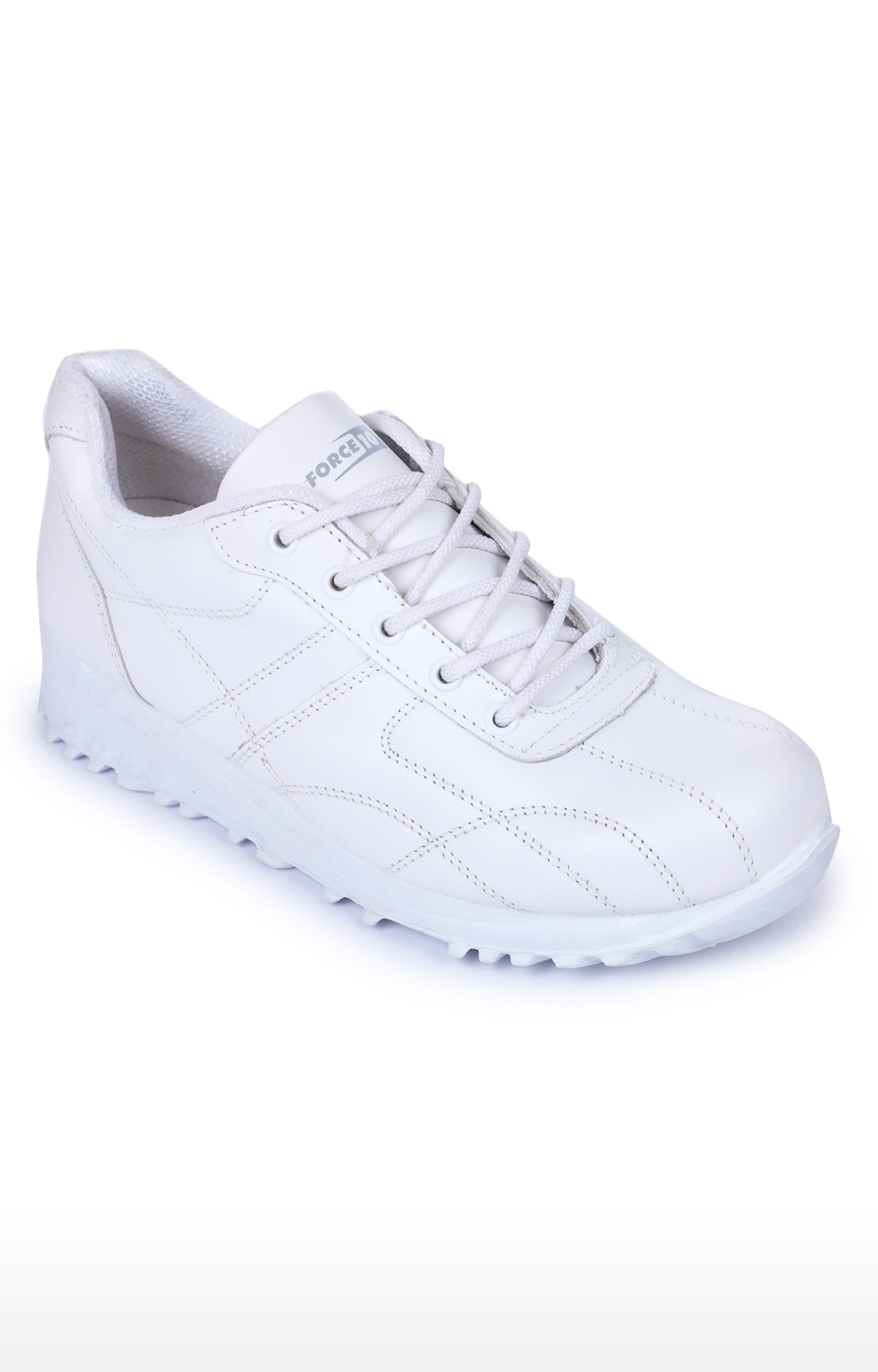 Liberty | Force 10 by Liberty White Sports Shoes