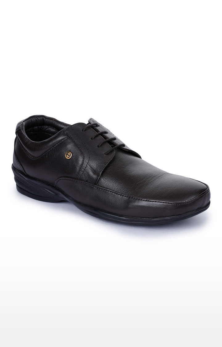 Liberty   Brown Derby Shoes