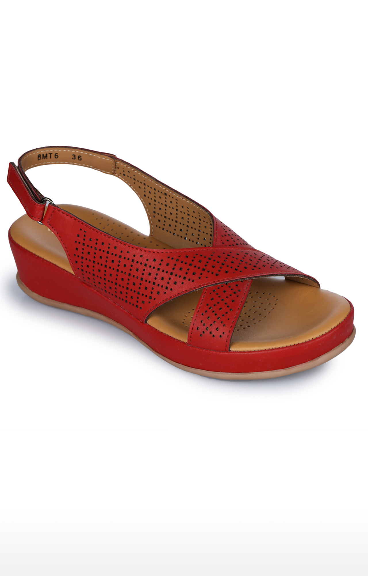 Liberty | Healers by Liberty Red Sandals