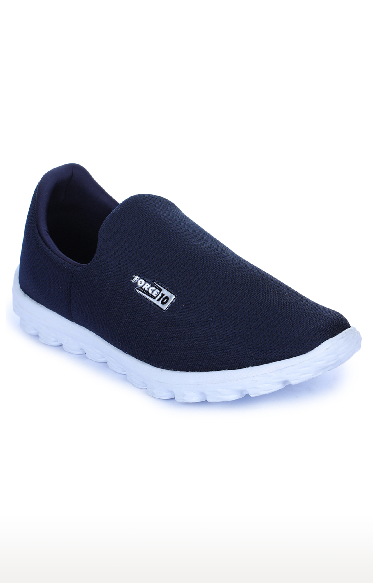 Liberty | Force 10 by Liberty Blue Slip-on Sports Shoes