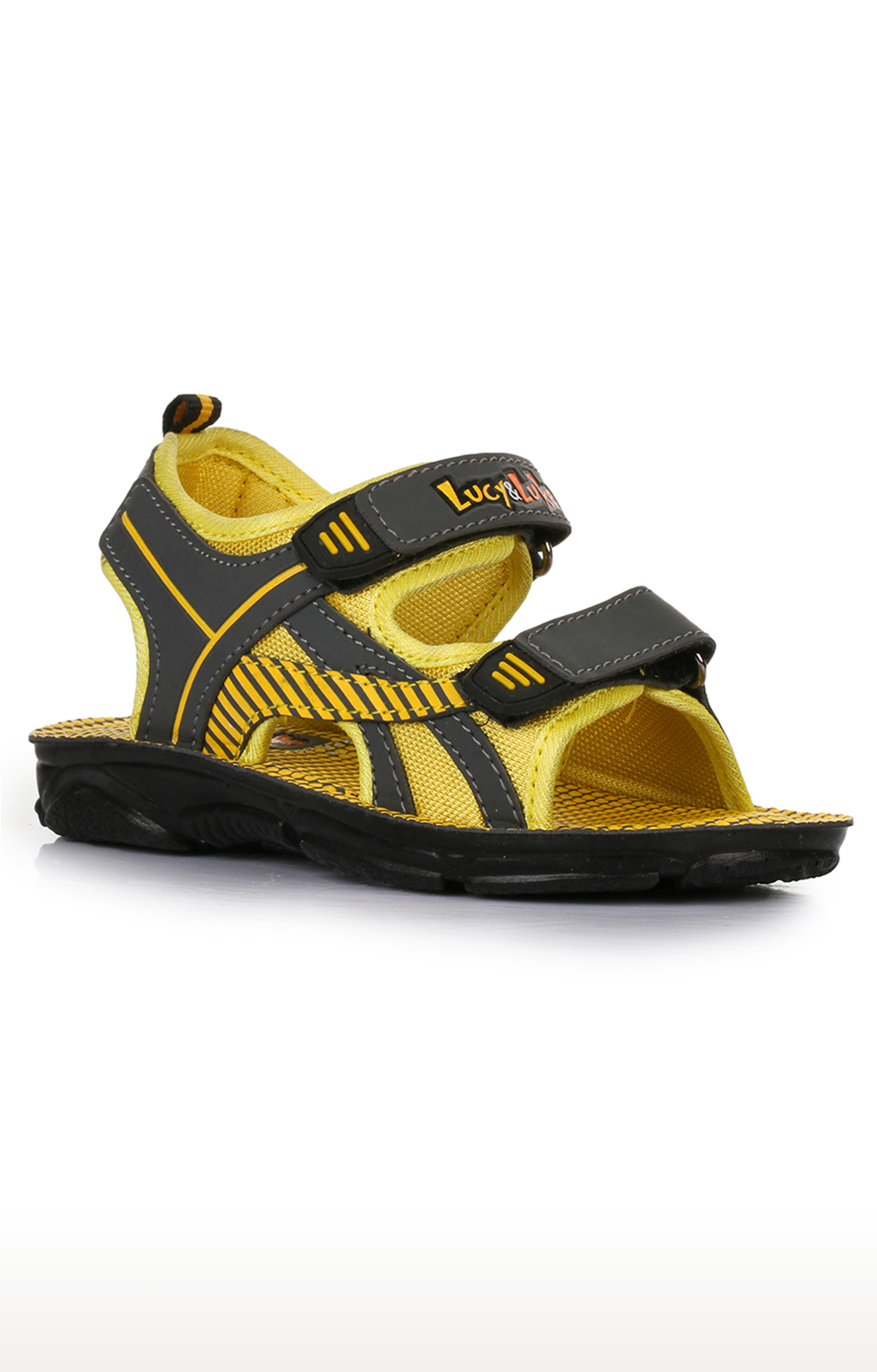 Liberty   Lucy and Luke by Liberty Yellow Sandals