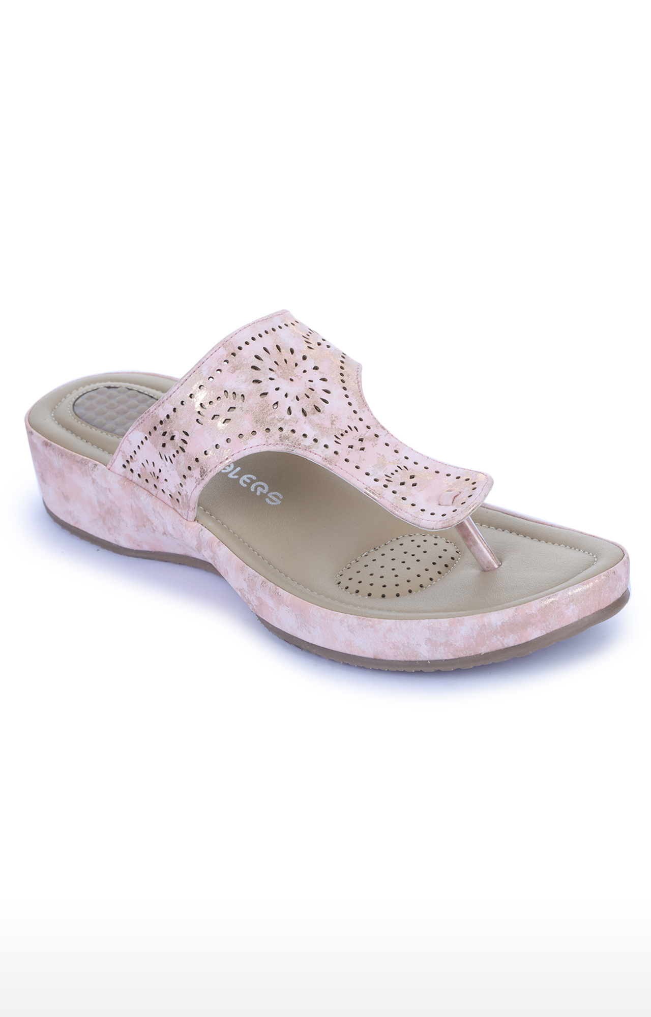 Liberty | Healers by Liberty Pink Wedges
