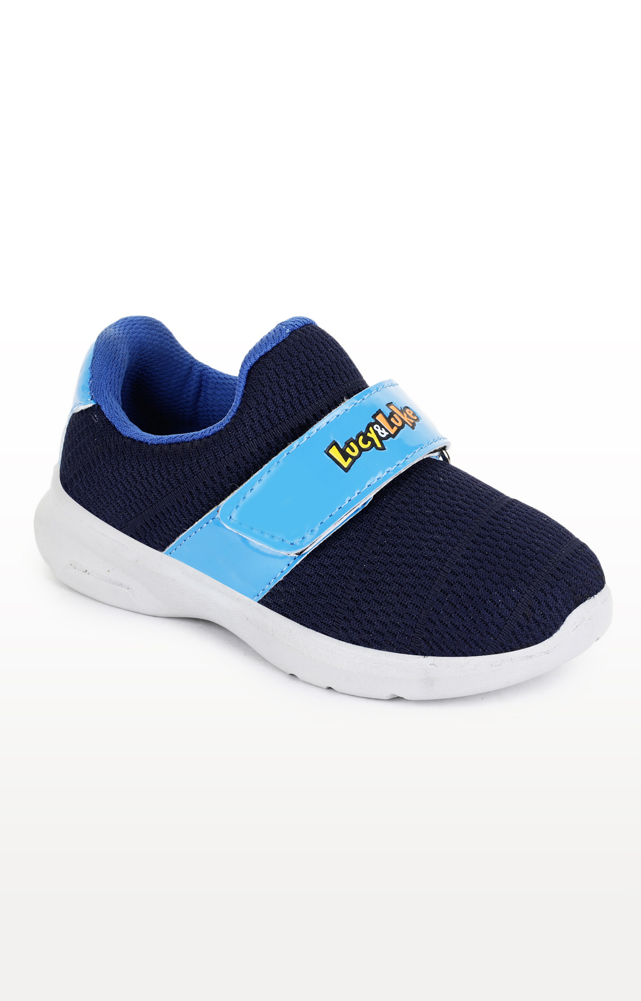 Liberty | Blue Casual Slip-ons