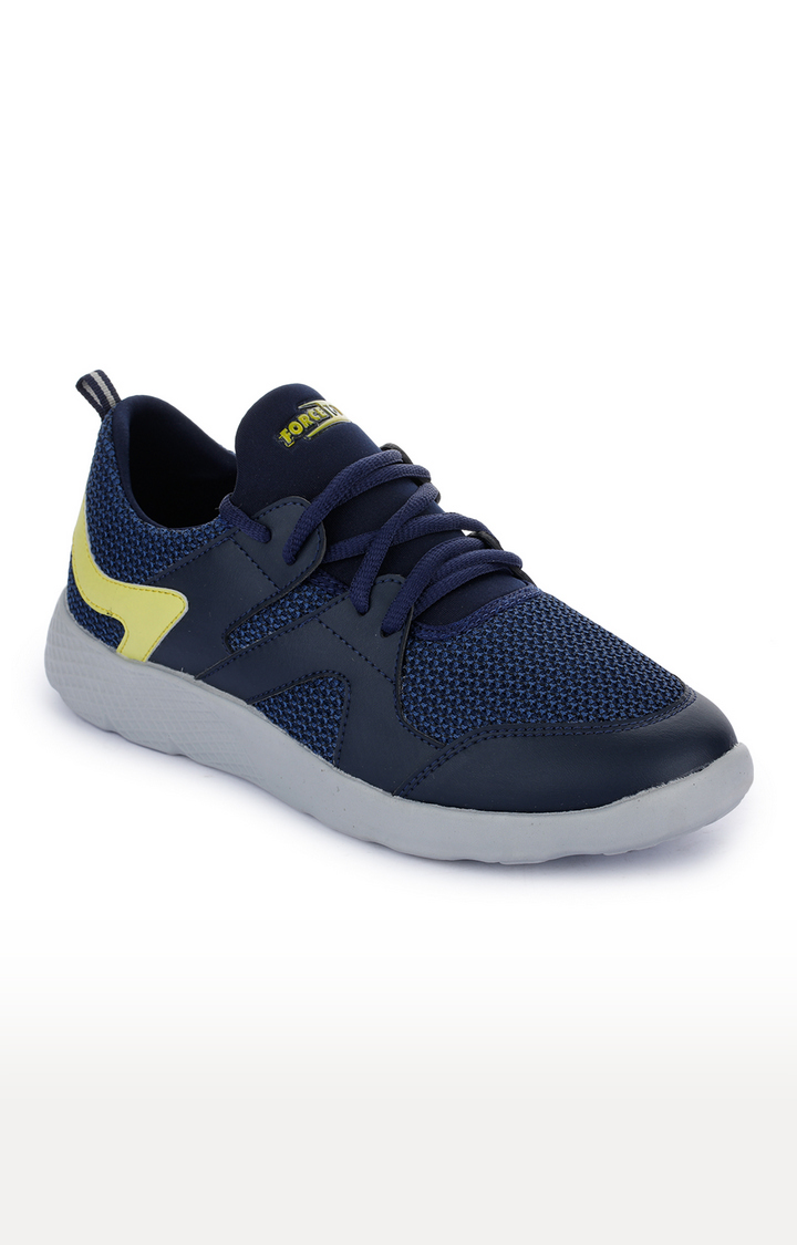 Liberty | Navy Sports Shoes
