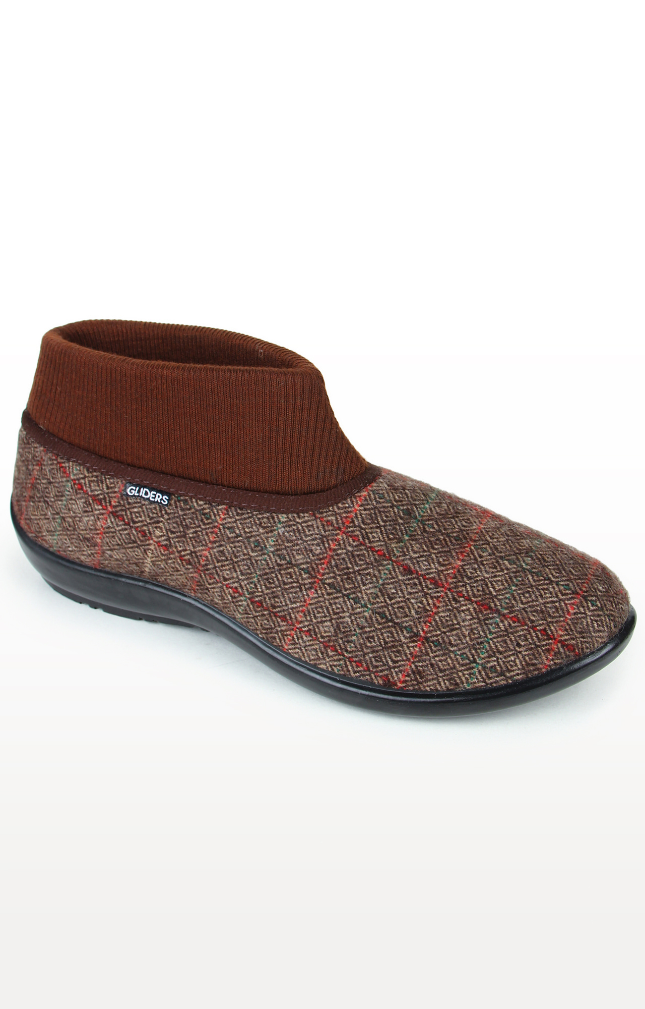 Liberty   Gliders by Liberty Brown Casual Slip-ons