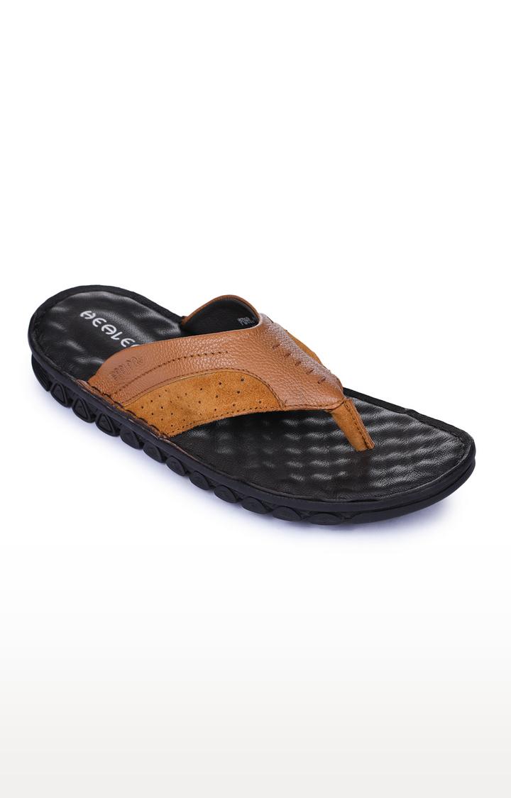 Liberty   Tan Flip Flops