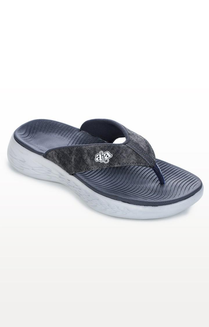 Liberty | Grey Flip Flops