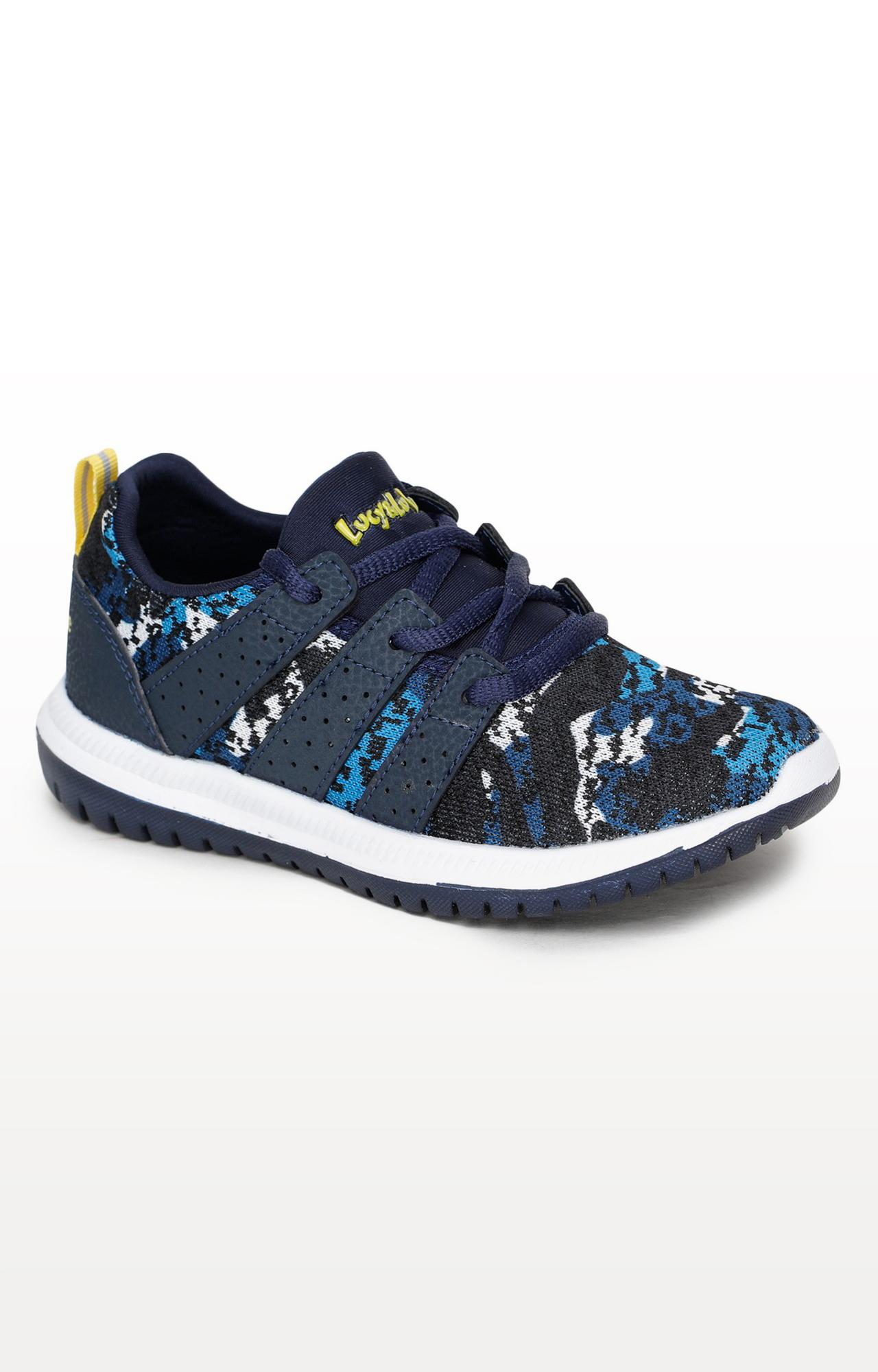 Liberty | Navy Sneakers
