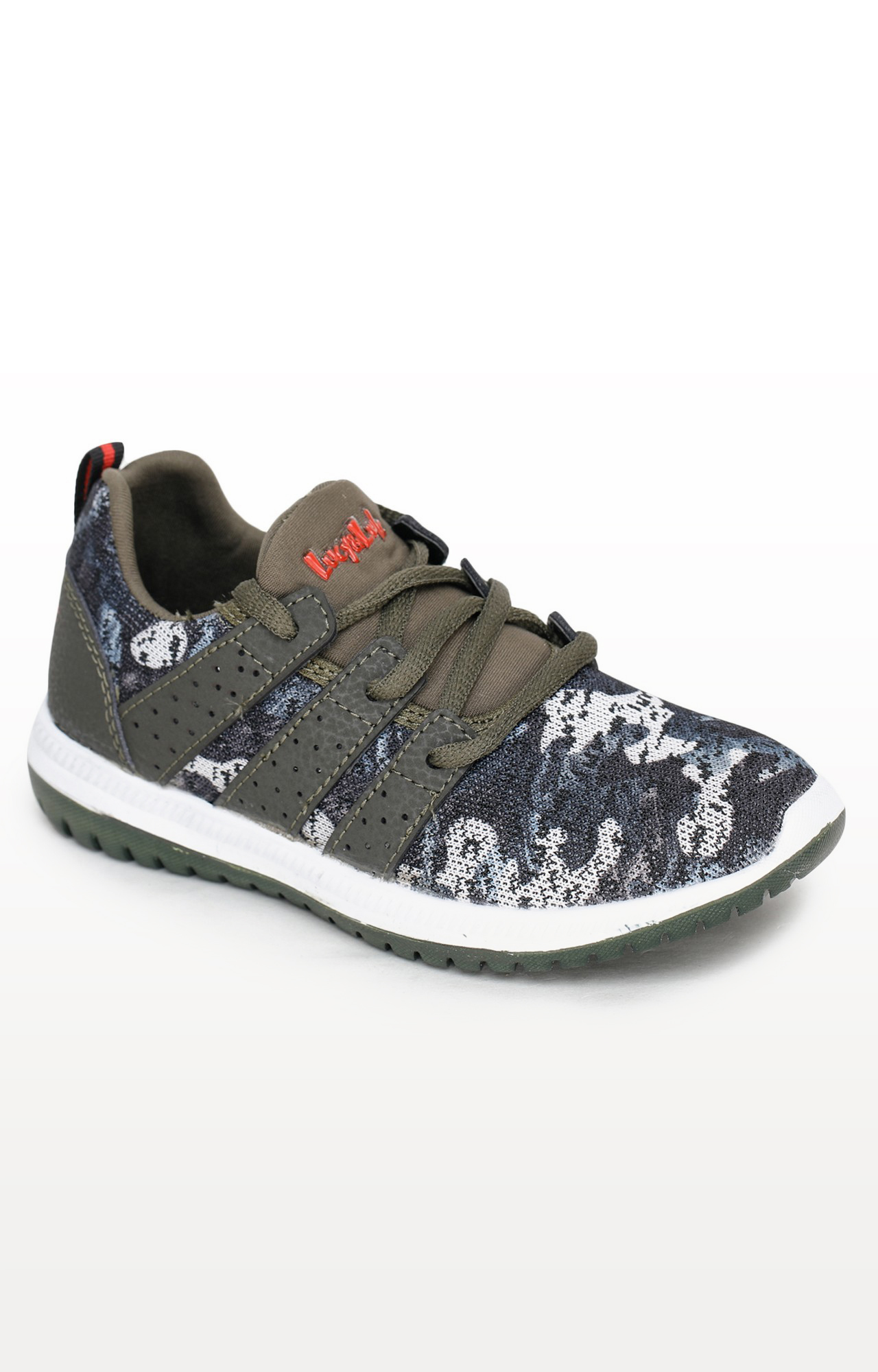 Liberty | Olive Sneakers