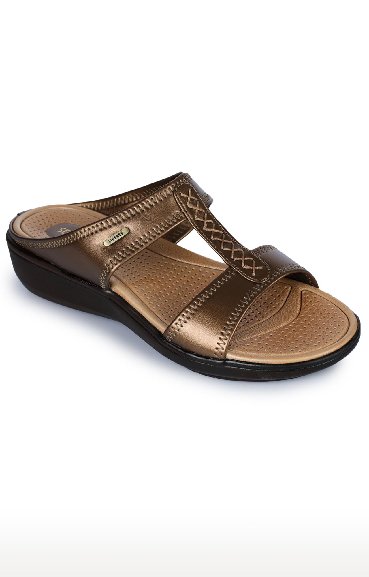 Liberty | Senorita by Liberty Copper Sandals