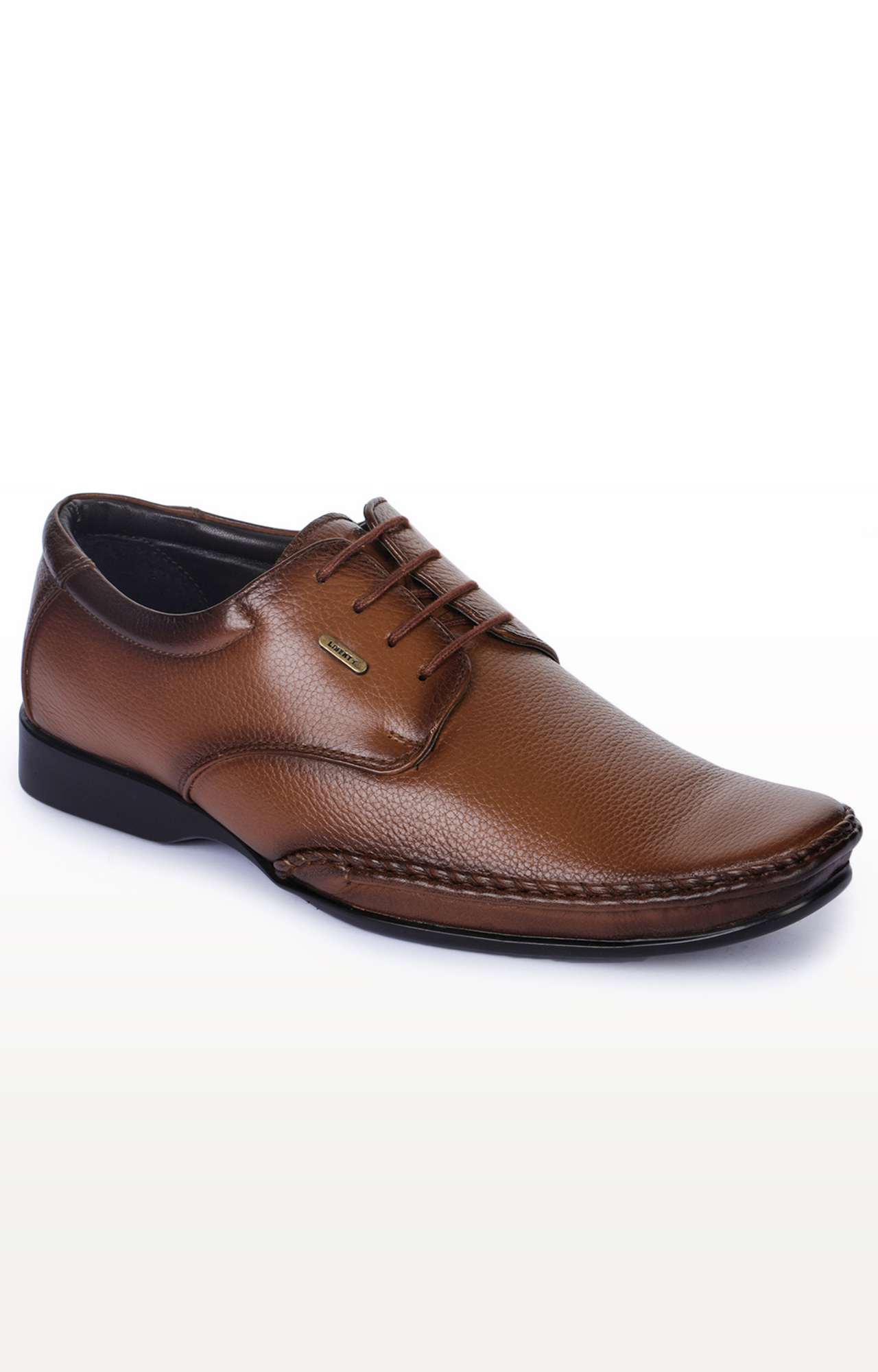 Liberty   Fortune by Liberty Tan Derby Shoes