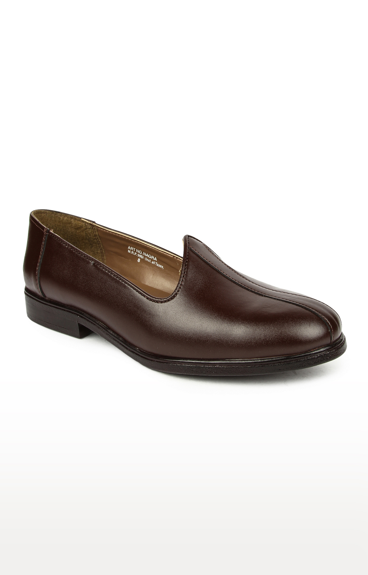 Liberty | Fortune by Liberty Brown Casual Slip-ons