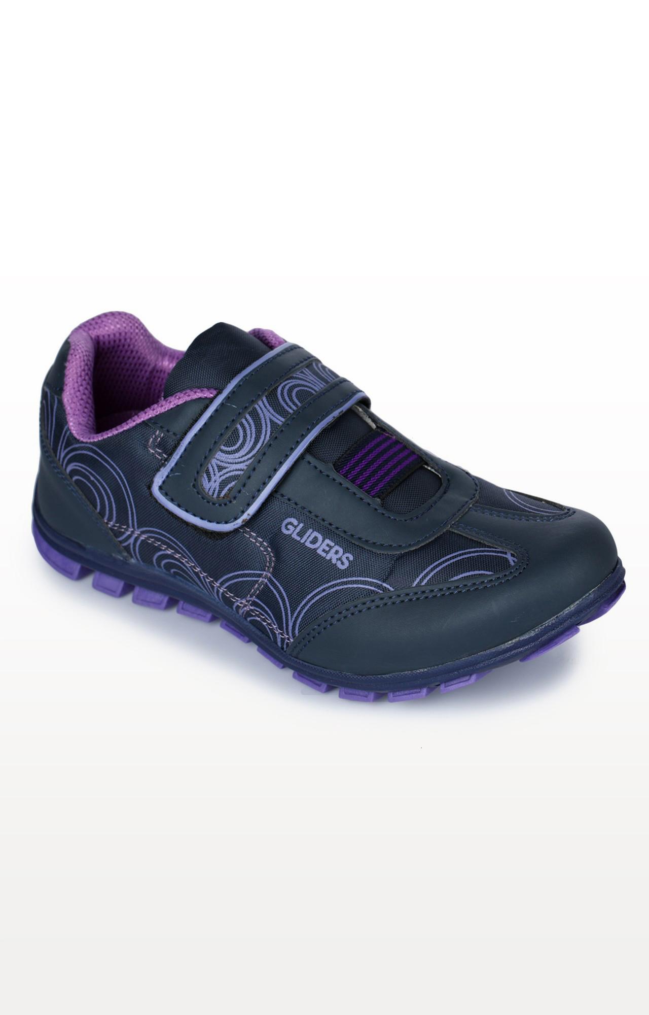 Liberty   Purple Sports Shoes