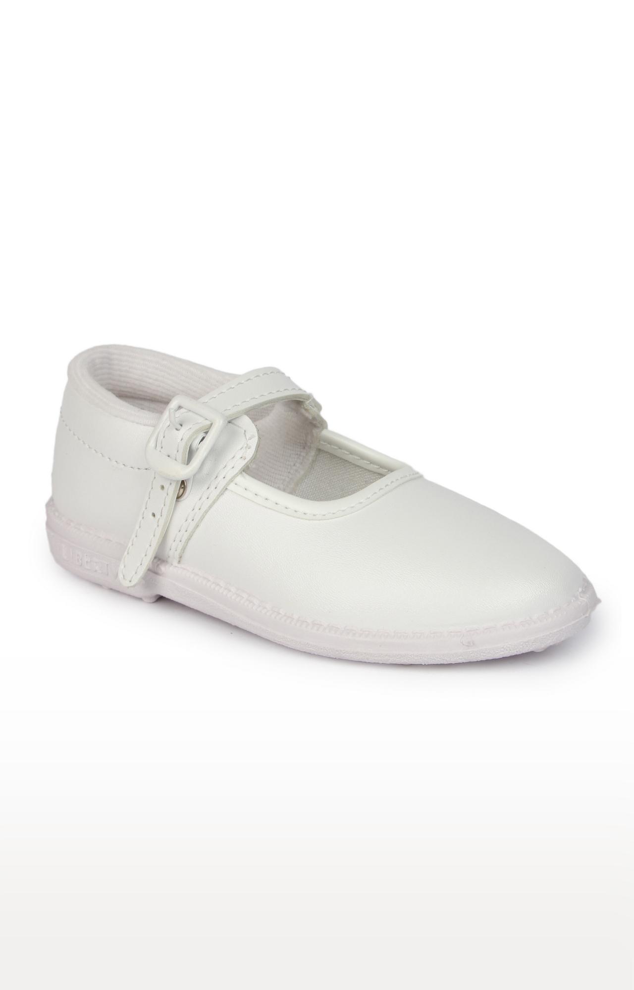 Liberty | Prefect by Liberty White School Shoes