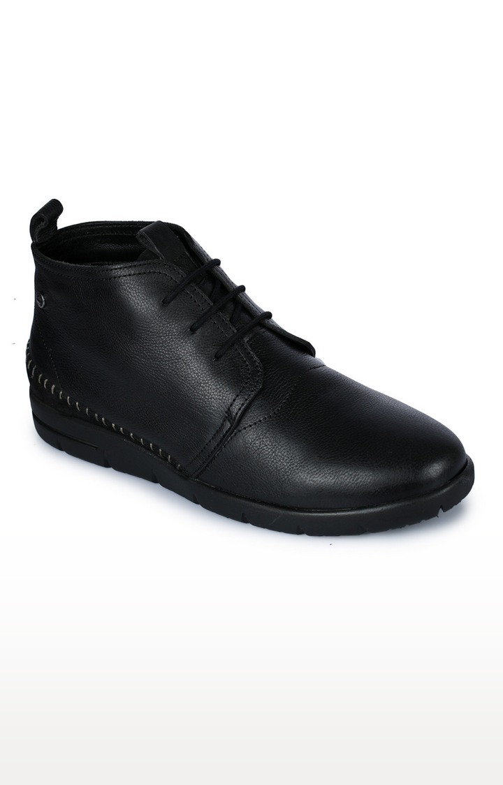 Liberty | Black Derby Shoes