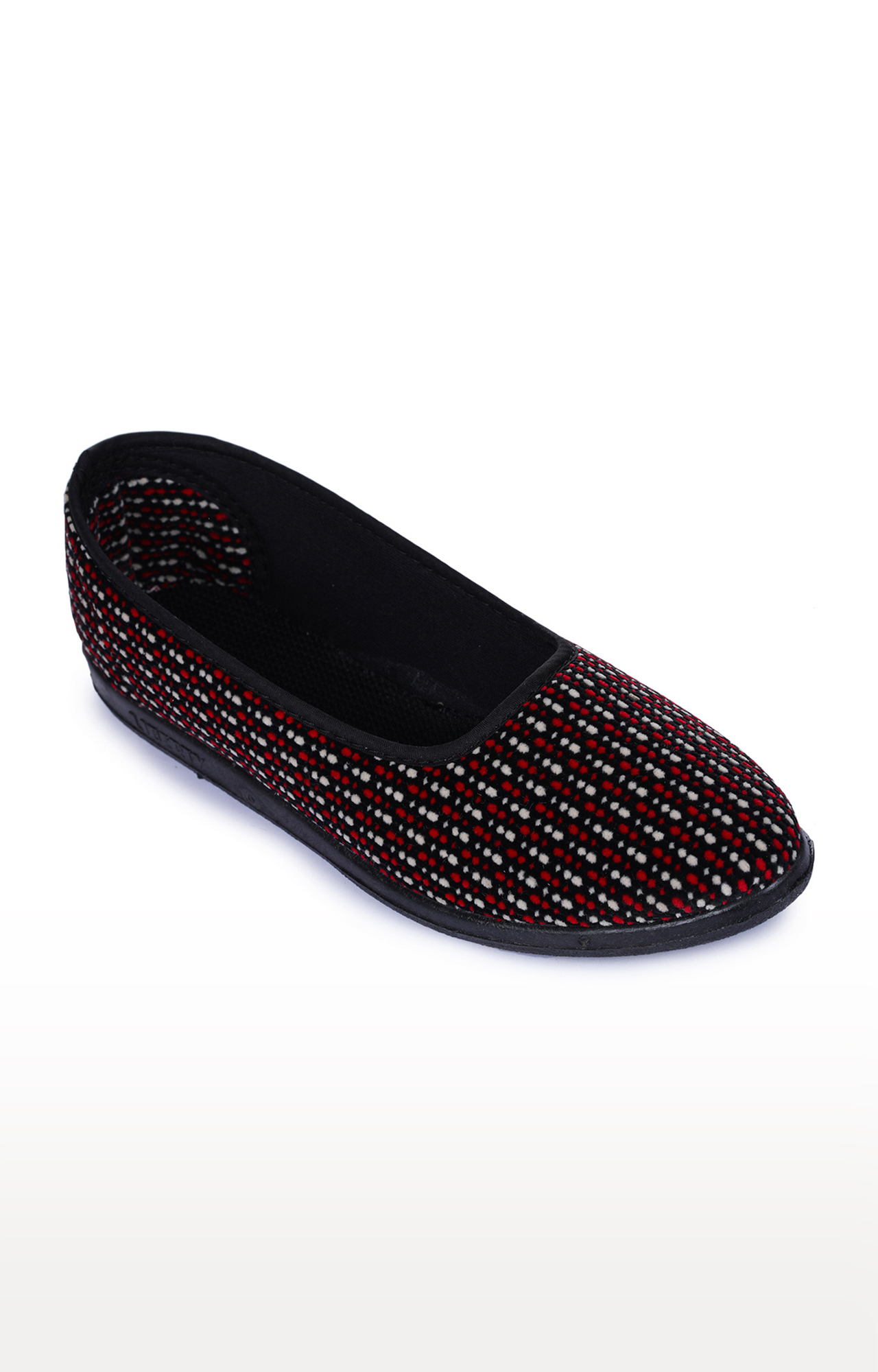 Liberty | Gliders by Liberty Red Ballerinas