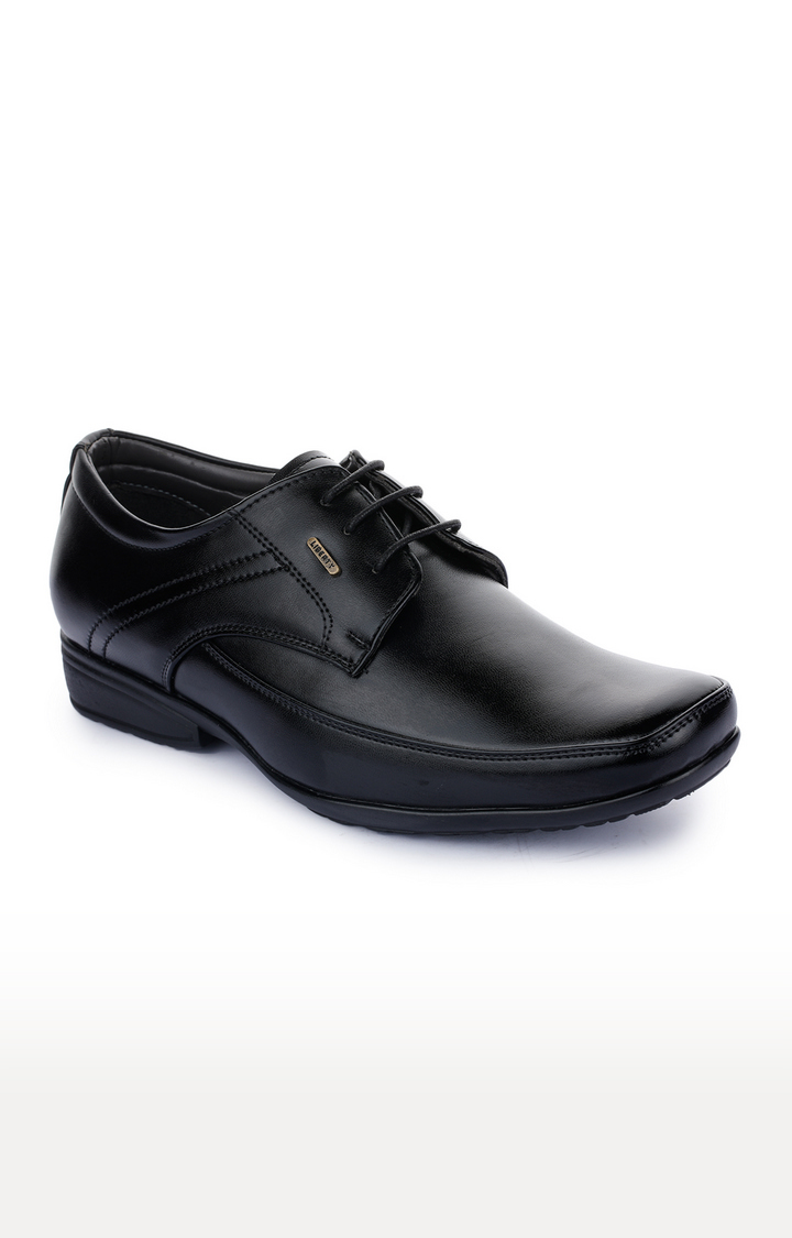 Liberty | Fortune by Liberty Black Derby Shoes