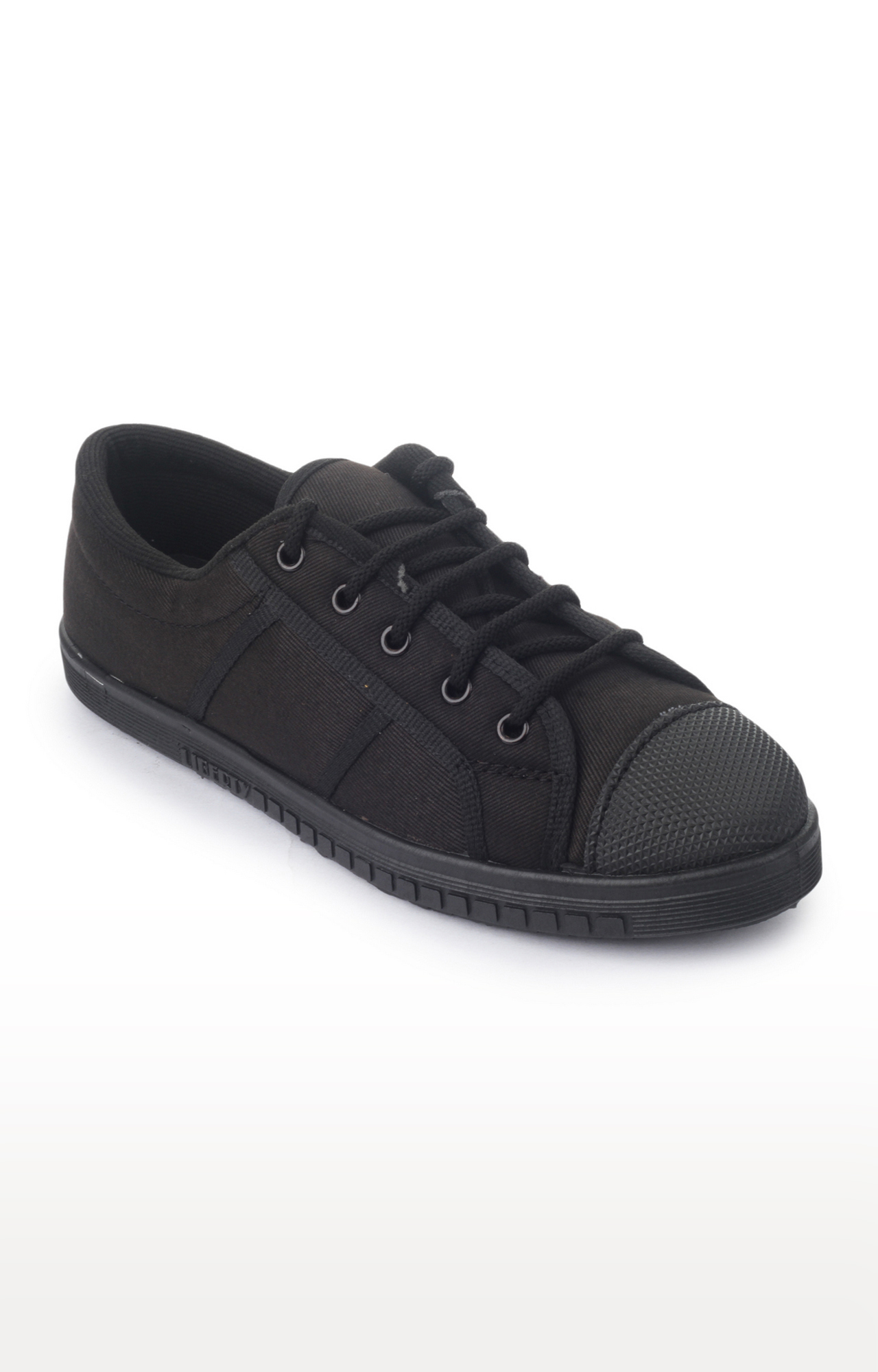 Liberty | Gliders by Liberty Unisex Black Sneakers