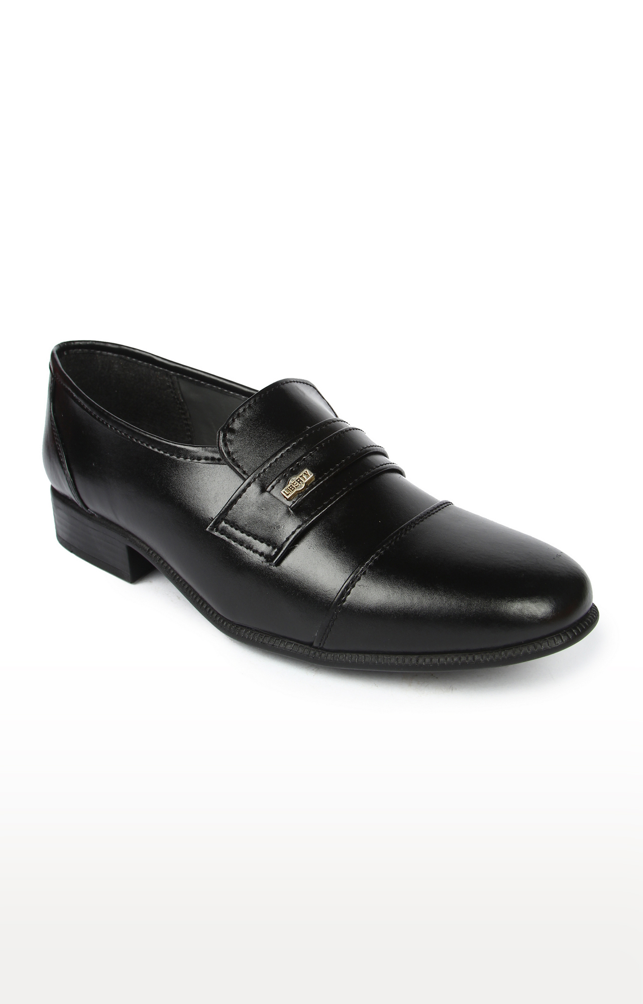 Liberty | Fortune by Liberty Black Formal Slip-ons