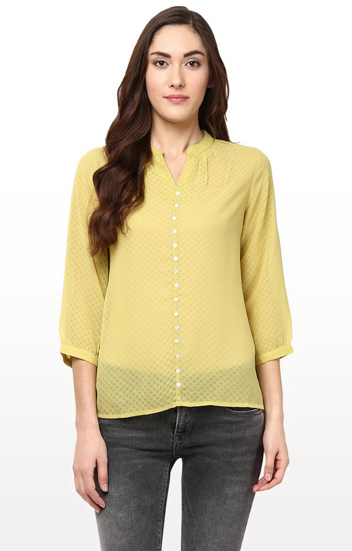 109F   Lime Solid Top
