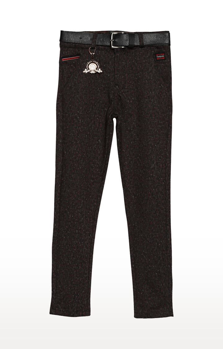 Tadpole | Black Melange Jeans