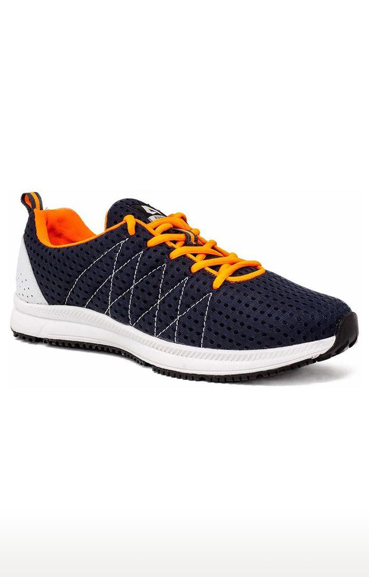Avant | Navy and Orange Ultra Light 2.0 Running Shoes