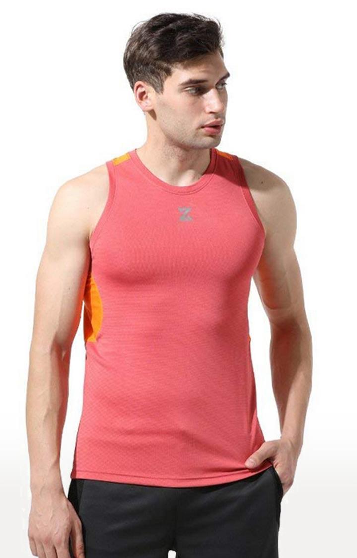 Azani   Pink Solid T-Shirt
