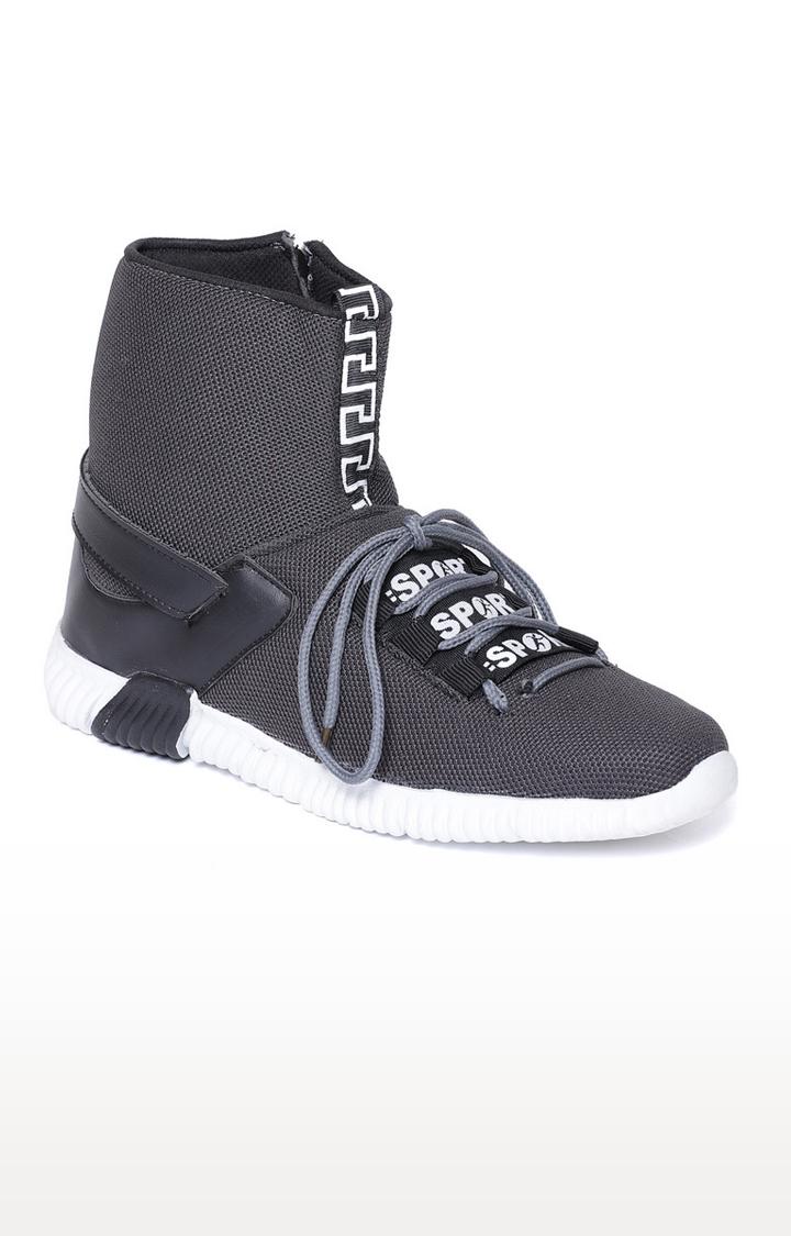 Climbr | Grey Boots