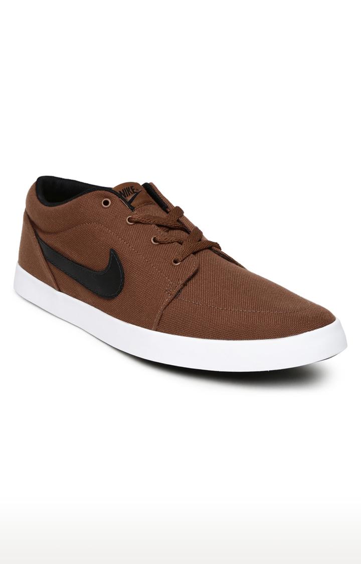 Nike | Brown Sneakers