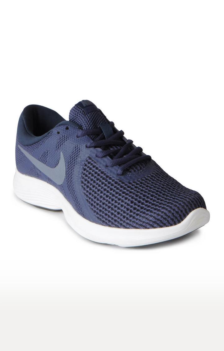 Nike | Grey Revolution 4 Running Shoes