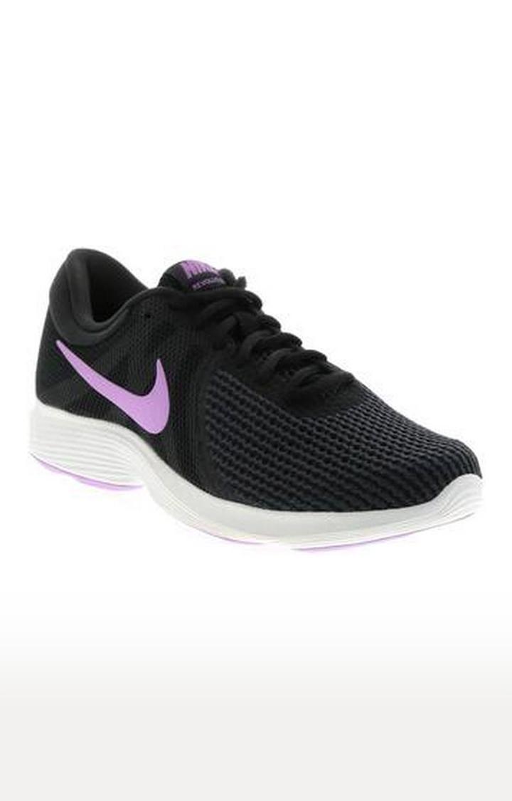 Nike | Blue Wmns Revolution 4 Running Shoes