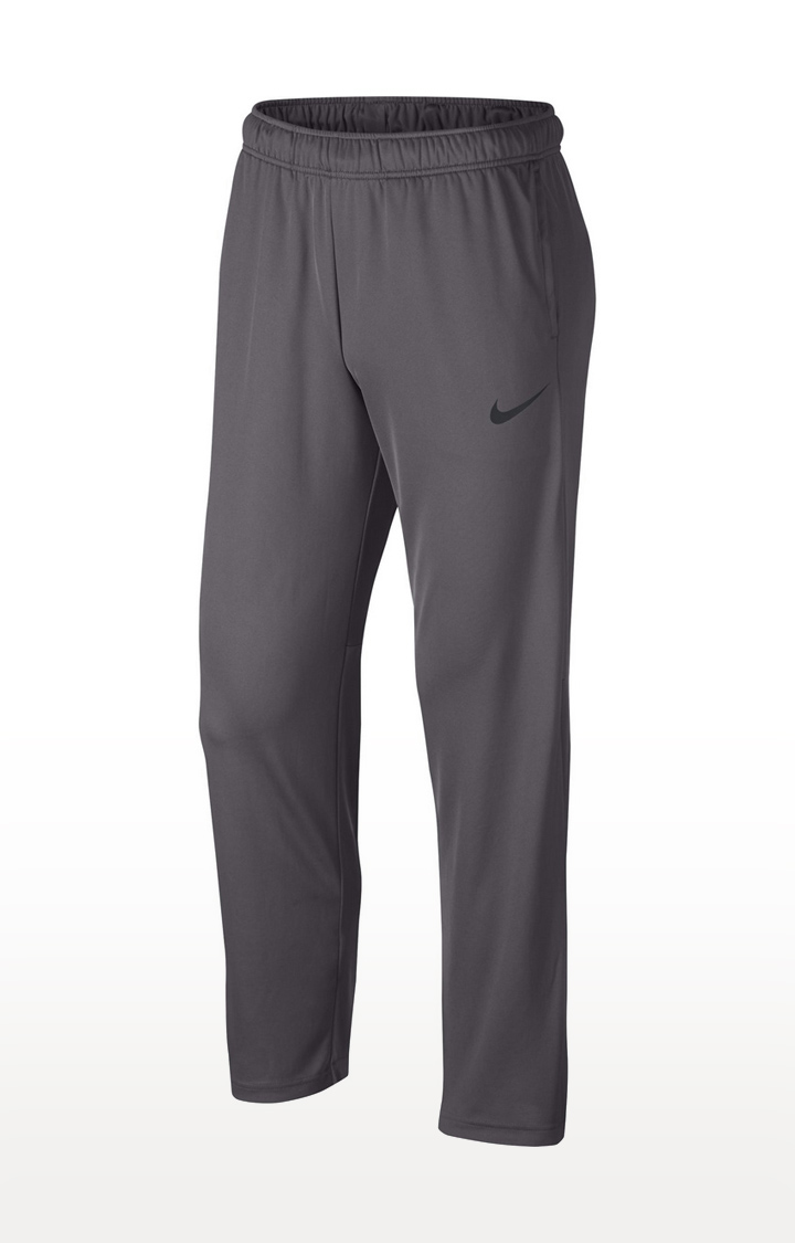 Nike | Nike Grey Solid Trackpants