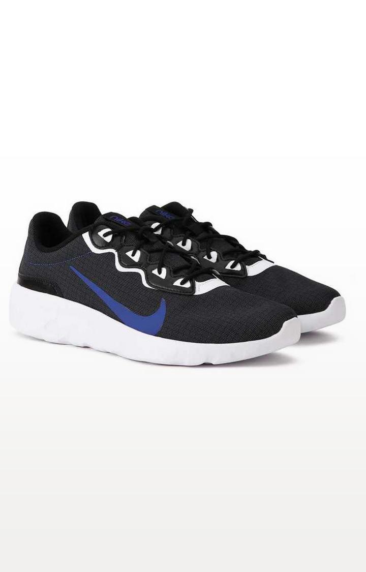 Nike | Nike Black Explore Strada Running Shoes