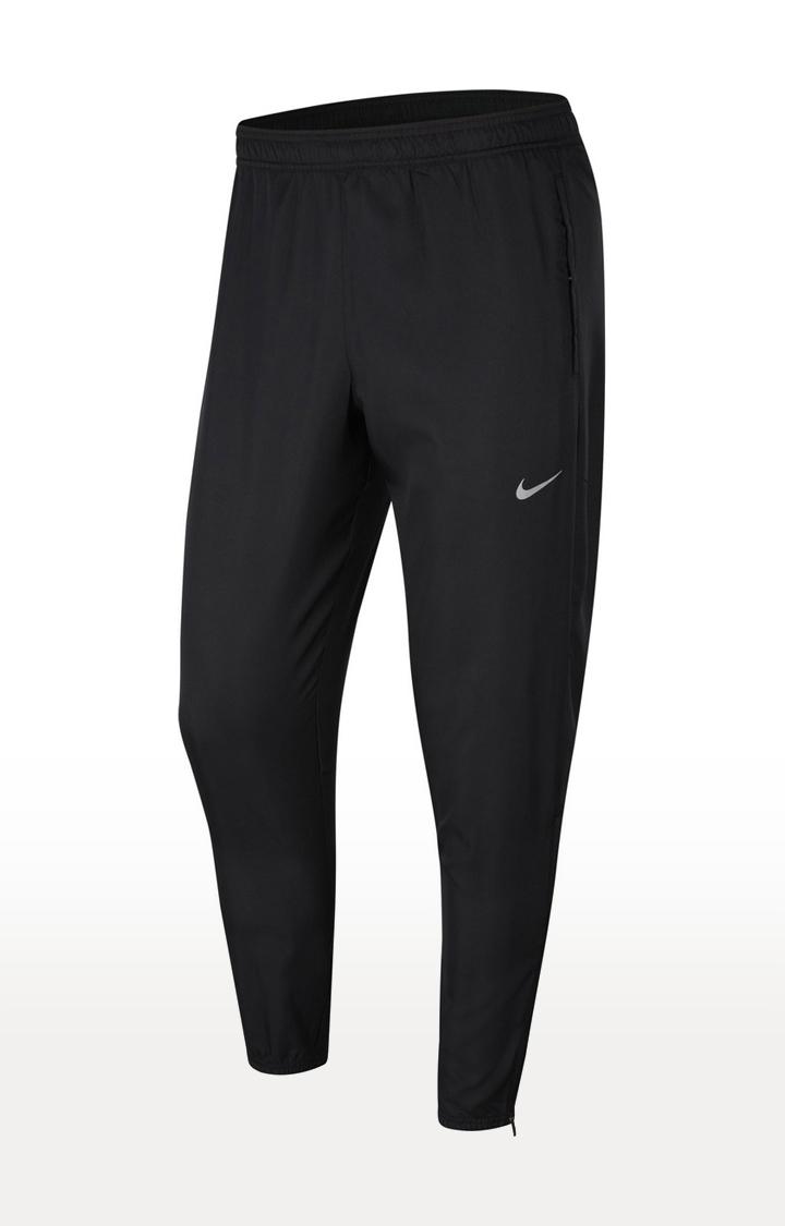 Nike | Nike Black Solid Essential Trackpants