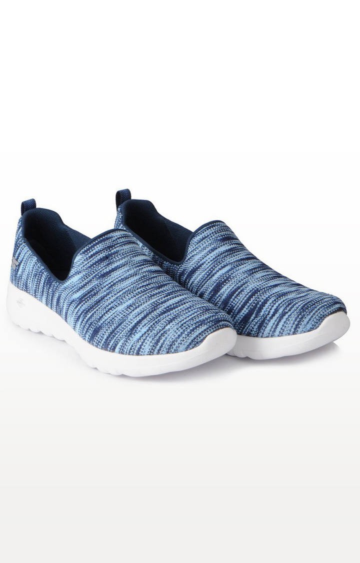 Skechers   Navy Walking Shoes