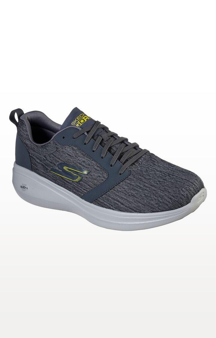 Skechers | Skechers Grey Go Run Fast - Venger Trainers
