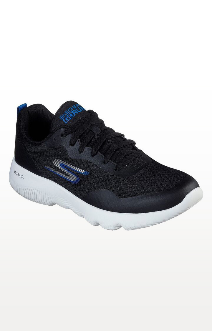 Skechers   Black Go Run Focus Running Shoes