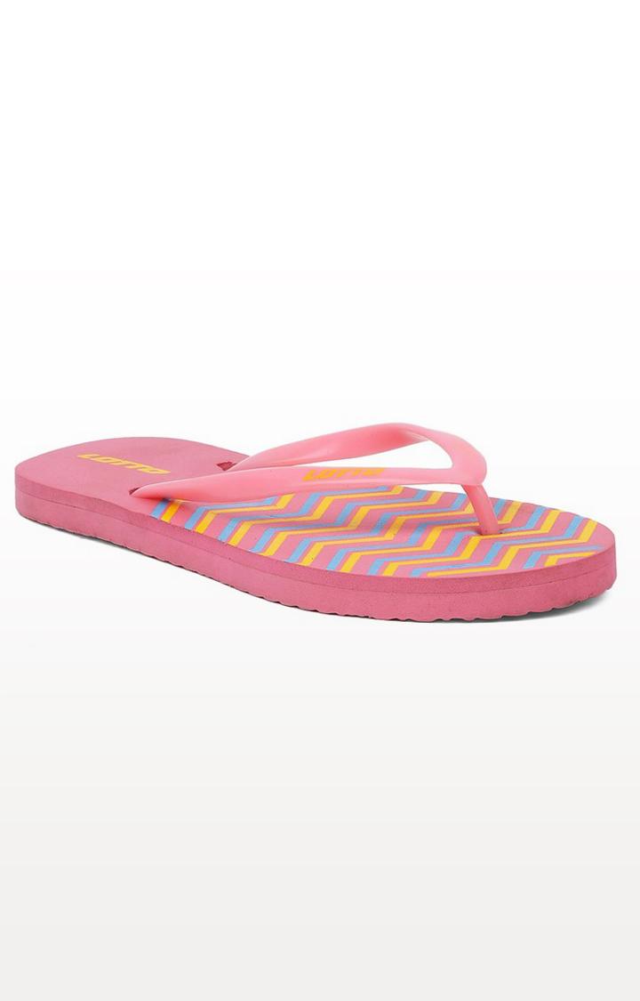 Lotto | Lotto Women's Lead Pink/ Multi Slippers