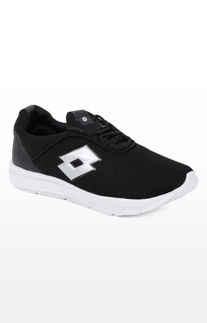 Lotto | Lotto Kids Remo Black/White School Shoes