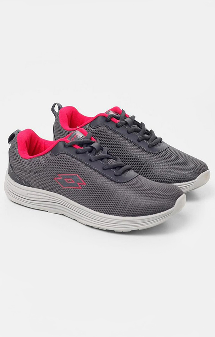 Lotto   Lotto Women's Tri Ska Grey/Pink Training Shoes