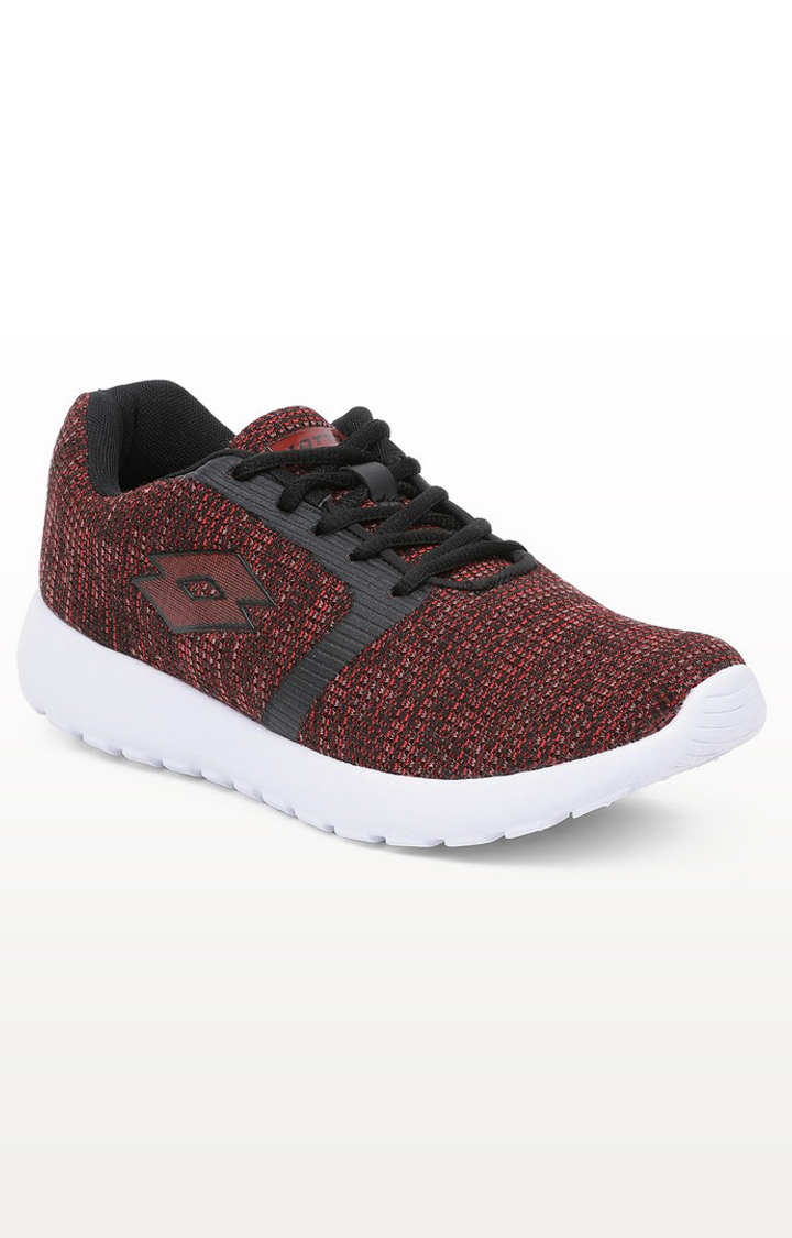 Lotto | Lotto Men's Pendenza Red/Black Training Shoes