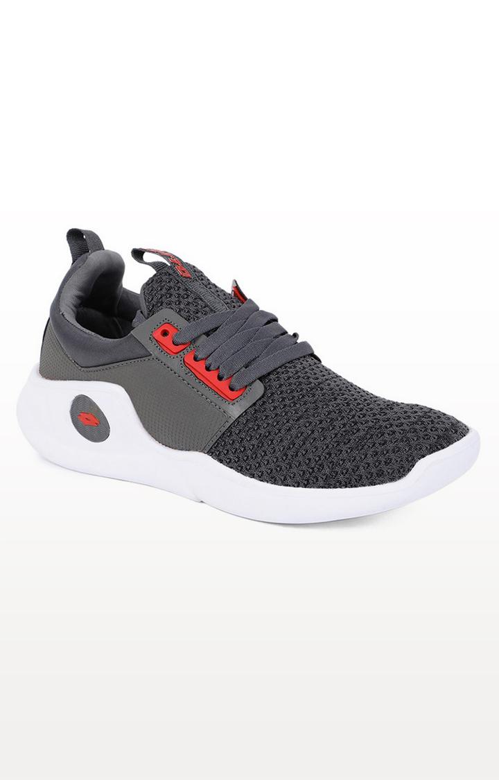 Lotto   Lotto Men's Score Ii Sl Grey Mel Walking Shoes Shoes