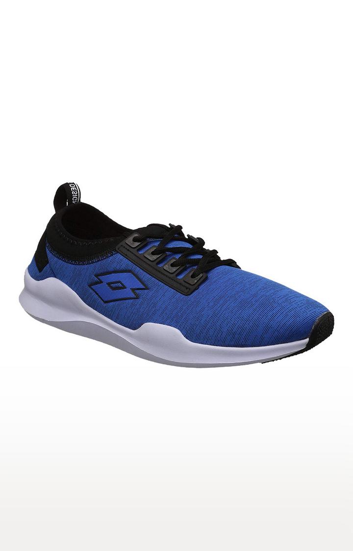 Lotto   Lotto Men's Amerigo Blue/Black Training Shoes